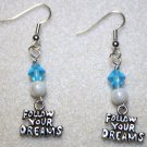 Follow Your Dreams Earrings - Item #E259