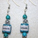 Creative Inspiration Earrings - Item #E261