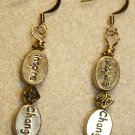 Inspire Change Earrings - Item #E384