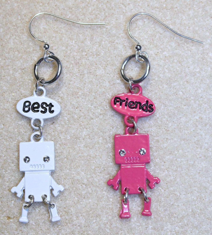 """""""Best Friends"""" Earrings - Item #E389"""