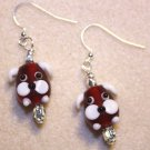 Red Rover Earrings - Item #E408