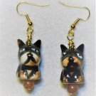 Sweet Pup Earrings - Item #E462