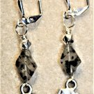 Puppy Face N' Glass Earrings - Item #E491