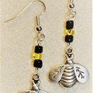 Busy Bee Earrings - Item #E498