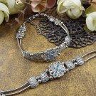 Western Gem, Bead & Silver Bracelets