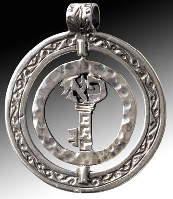 Special Kabalistic Pendant For Livelihood  #80040