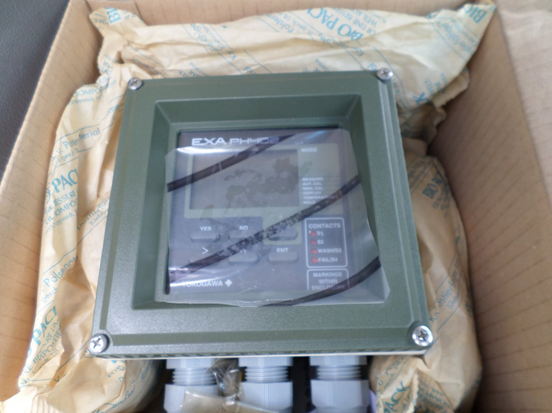 Yokogawa EXA PH402 Magnetic Flow Converter