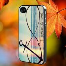 ANCHOR INFINITY for iPhone 4/4S,5,5c,5s & samsung galaxy S3,S4,S5 Case Hard Plastic Cover