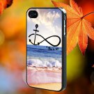 Infinity Refuse Anchor for iPhone 4/4S,5,5c,5s & samsung galaxy S3,S4,S5 Case Hard Plastic Cover