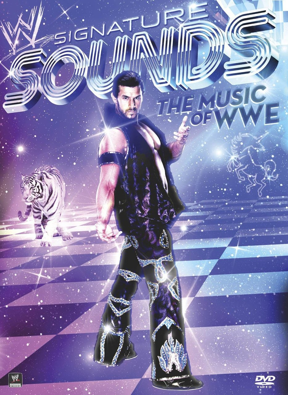 Signature Sounds: The Music of WWE DVD - Brand New
