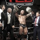 WWE: TLC - Tables, Ladders & Chairs 2013 DVD - Brand New