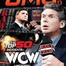 WWE: OMG Volume 2: The Top 50 Incidents in WCW History DVD - Brand New