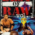WWE Best Of Raw, Vol. 1 VHS (used)