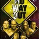 WWF/WWE: No Way Out 2002 VHS - Like New (used)