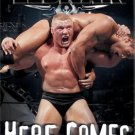WWF/WWE: Brock Lesnar - Here Comes the Pain! VHS - Like New (used)