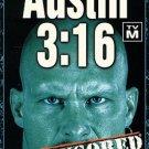 WWF/WWE: Austin 3:16 Uncensored VHS - Like New (used)