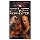 WWF/WWE: Eve of Destruction VHS - Like New (used)