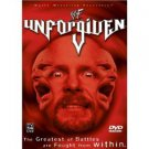 WWF/WWE: Unforgiven 2001 DVD - Like New (used)