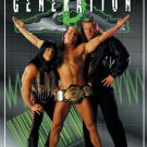 WWE: D-Generation X (1998) DVD - Like New (used)