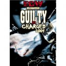 ECW Guilty as Charged 2001 DVD - Like New (used)