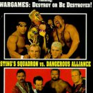 WCW Wrestle War:War Games 1992 VHS - used