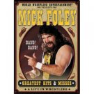 WWE Mick Foley's Greatest Hits & Misses DVD - Like New (used)
