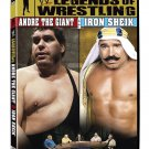 WWE Legends of Wrestling: Andre the Giant/Iron Sheik DVD - Like New (used)