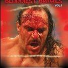 TNA Wrestling: Best of the Bloodiest Brawls Vol 1 DVD - Like New (used)