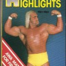 AWA: Hulk Hogans Highlights VHS - Like New (used)