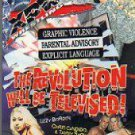 XPW: The Revolution Will Be Televised VHS - used