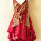 "P150 Vintage Silk Magic 24"" Wrap Maxi Skirt Tube Dress + DVD"