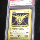 Pokemon Card Zapdos 16/102 Base Set Holofoil PSA Graded 9 Mint!