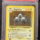 Pokemon Card Magneton 9/102 Base Set Holofoil PSA Graded 9 Mint!