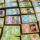 Complete Uncommon/Common Base Set MINT/NM Pokemon Cards #23-69 & #80-102 +BONUS!