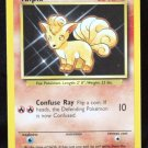 1999-2000 Issue Corrected Vulpix 68/102 NM/EX TCG Base Set Pokemon Card +BONUS!