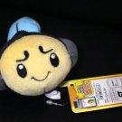 Best Wishes Banpresto Tympole Pokemon Plush Toy Doll NEW! + Free Card!