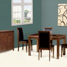 Nevada 4 seater dining set