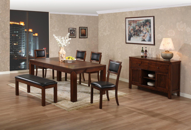 Black Forest Dining Set