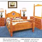 LAWSON 4 Pcs Bedroom Suite