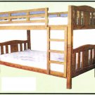 FS Single Bunk Bed