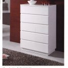 Classic 5 Drawer Tallboy 407-3B