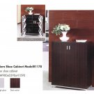FS Modern 2 Doors Shoe Cabinet Model #1178