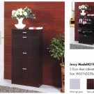 Jessy 3 Doors Shoe Cabinet Model # 319-1