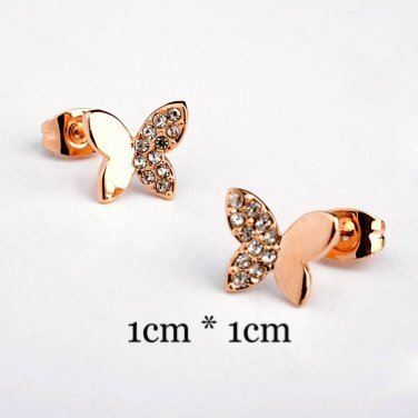 Little Butterflies Earrings