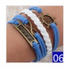 Hunger Games leather bracelet #6