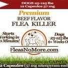 Flea Killer Kills Fleas Fast Dogs Generic CAPSTAR Nitenyram 12 Capsules 57 mg FREE US SHIPPING