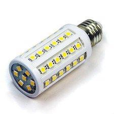 8W E27 44 LED DayLight SMD Corn Light Bulb Lamp