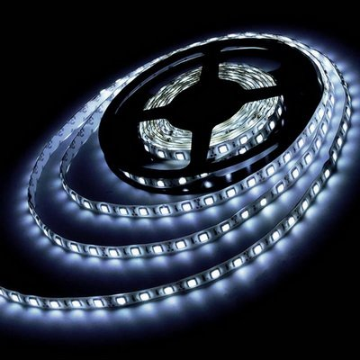 10xLED Strip 3528 60LED/M  5 Meter Waterproof with high quality chips