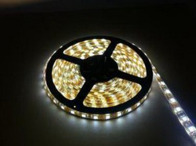 10xLED Strip 10xSMD3528 60LEDS M Wormwhite Color Non Waterproof 5 meter with high quality chips