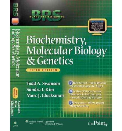 BRS Biochemistry and Molecular Biology